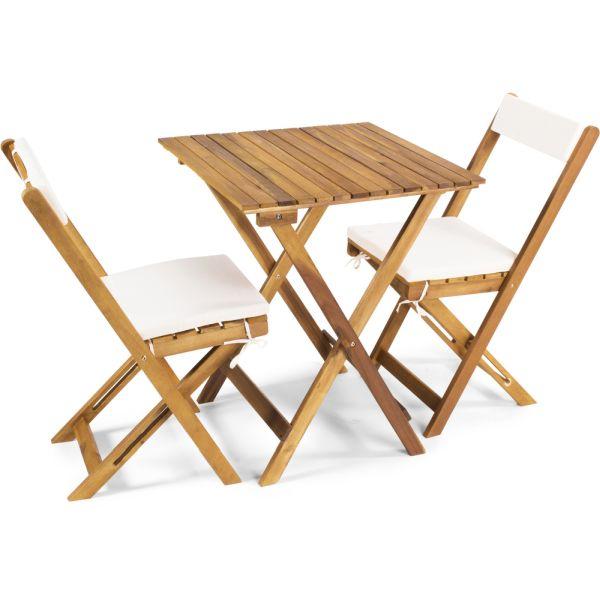 Комплект мебели для балкона fieldmann lena fdzn4017. купить .
