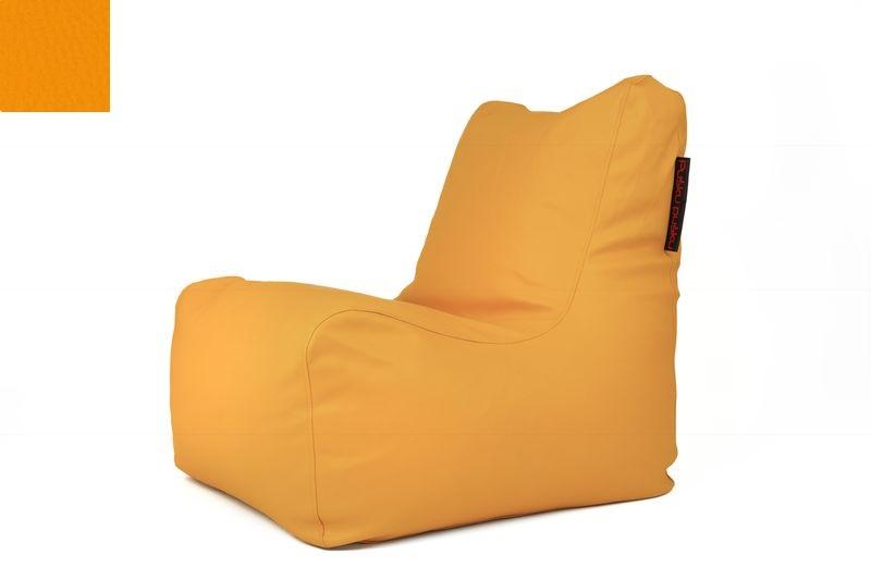 Sedací vak - venkovní křeslo Seat Yellow