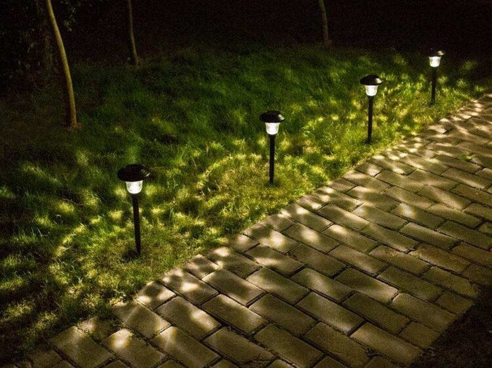 Solární lampy